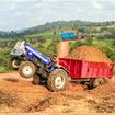 Cargo Tractor Trolley Simulator Farming Game 2021
