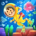 فسقلی ها زیر دریا