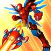 Thunder Fighter Superhero: Strikers Shoot 'Em Up