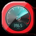 نمایش سرعت اینترنت