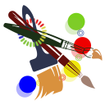 Paintastic : draw, color, paint