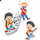 آهنگ های شاد بچگانه