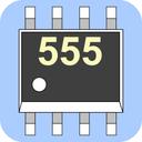 Timer IC 555 Calculator