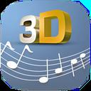 صداهای سه بعدی واقعی