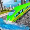 Underwater City Train Games