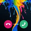 Call Screen Themes: Color Phone Flash, Ringtones