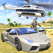 Helicopter Flying Simulator: Car Driving
