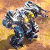 جنگ ربات ها ی آتشین