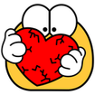 Emojidom Animated / GIF emoticons & emoji