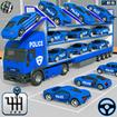 Cargo Police Transport Truck Games