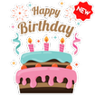 Stickers Happy Birthday 🎂 WAStickerApps Birthday
