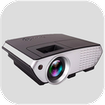Mobile Projector Big Screen Photo Maker