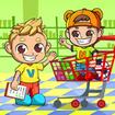 Vlad & Niki Supermarket game for Kids