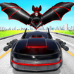 Flying Bat Robot Transform Car Robot Games 2021