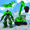 Mech Robot Transforming Game