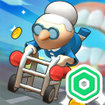 Strong Granny - Win Robux for Roblox platform