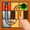 Unblock The Ball - Roll & Drag Block Puzzle Games