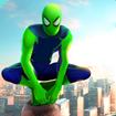 Rope Frog Strange Ninja Hero Gangster Crime