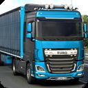 Euro Truck Transport Simulator 2: Cargo Truck Game