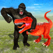 Gorilla City Rampage: Angry Animal Attack Game