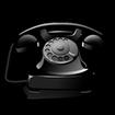 تلفن قدیمی