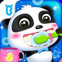 Baby Panda's Toothbrush