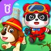 Little Panda's Earthquake Rescue