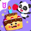 Baby Panda's Food Party