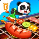Little Panda's Food Cooking