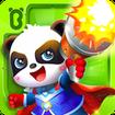 Little Panda's Hero Battle