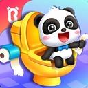 Baby Panda's Potty Training - Toilet Time
