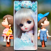 Cute Wallpapers - Cute babies, Dolls Backgrounds