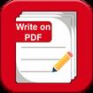 PDF Editor: Write on PDF