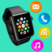 Smartwatch Bluetooth Notifier:sync watch