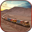 TRAIN SIMULATOR DESERT