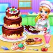 Sweet Bakery - Girls Cake Game