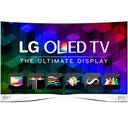 واقعیت  افزوده تلویزیون OLED  منحنی