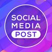 Social Media Post Maker : Social Post Designer