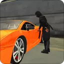 Cars Thief : Extreme Gangster Car Driving