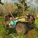 Offroad Jeep Hill Climbing: 4x4 Off Road Racing
