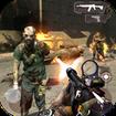 Dead Zombie Shooting Target 3D