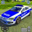Police Super Car Challenge: Free Parking Drive