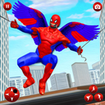 Flying Rescue Speed Hero Mission