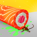 Sushi Roll 3D - Cooking ASMR Game