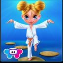 Karate Girl vs. School Bully-Based on true stories