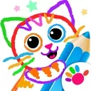 Pets Drawing for Kids and Toddlers games Preschool