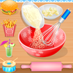Cooking in the Kitchen - Baking games for girls