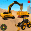 Sand Excavator Simulator 3D Sand Truck Driving