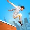 ParkoV: parkour rooftop runner