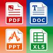 PDF Converter (doc ppt xls txt word png jpg wps)